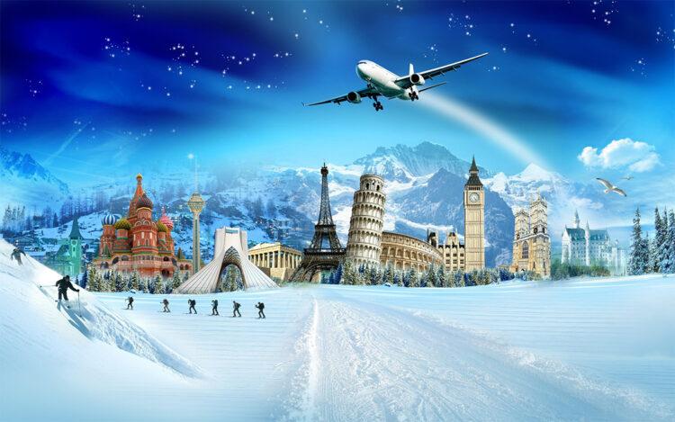 گردشگری, شب, سیاحت, سفر
