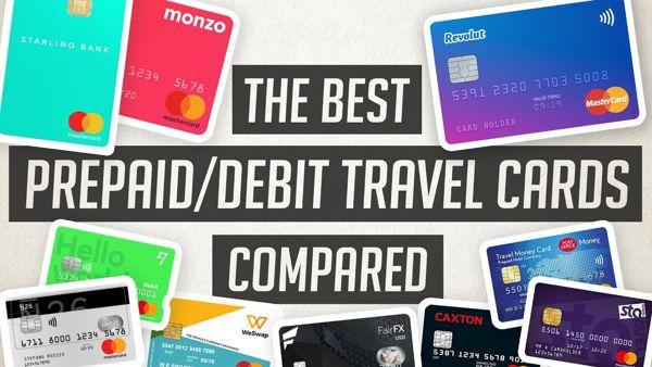 کارت پیش پرداخت شده چک در سفر