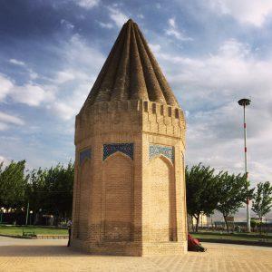 ارامگاه حبقوق همدان