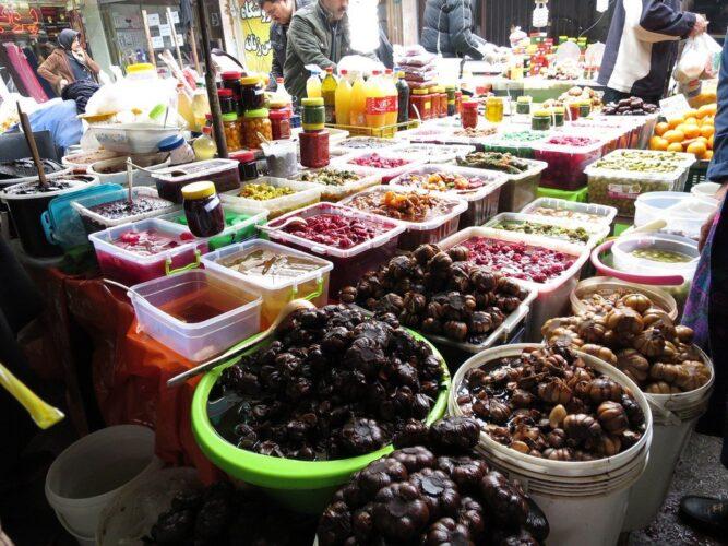 بازار محلی بابلسر