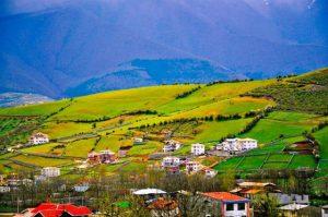 عکس روستای کلاردشت
