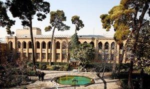 مدرسه تاریخی ناصرخسرو تهران