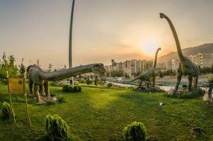 پارک زوراسیک تهران