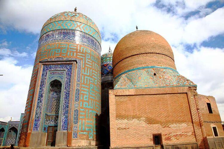 مقبره شیخ امین الدین جبرائیل اردبیل