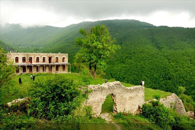 جاذبه های گردشگری آذربایجان شرقی برای ماه عسل