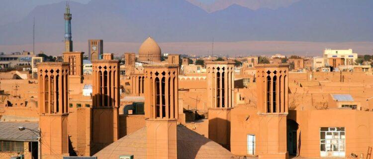 سفر به یزد شهر بادگیرها