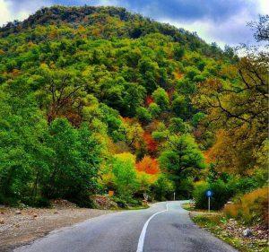 جاده توسکاستان