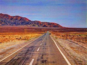 جاده شهداد به کرمان