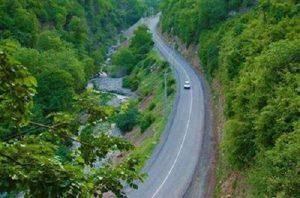 جاده مهاباد و سردشت