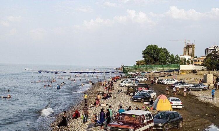 ساحل نمک آبرود