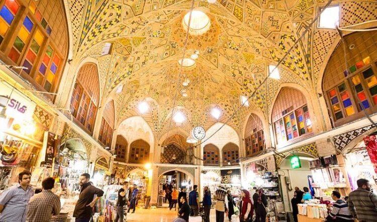 سفر جیمی داو به تهران
