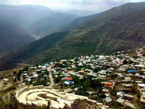شهر آلاشت در سواد کوه
