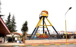 شهر بازی برای کودکان نمک ابرود