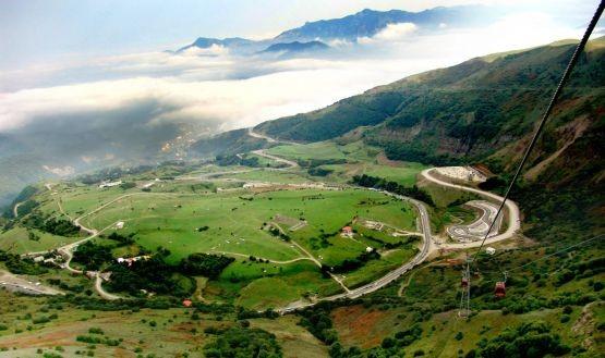 طبیعت بکر مازندران برای گردشگران خارجی
