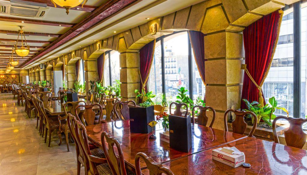 رستوران لوچین شمشک