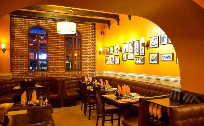 رستوران ایتالیایی سزار کرج