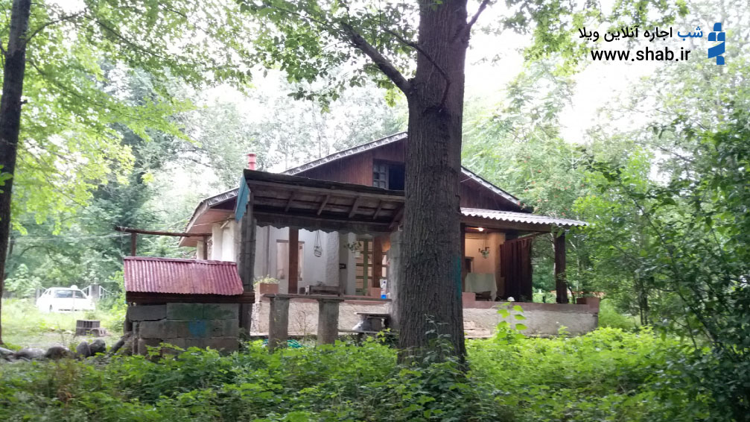 پارک جنگلی سراوان شهر رشت استان گیلان