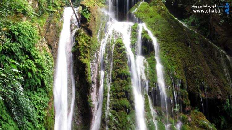 بهار و تابستان و پاییز مناسب برای سفر به آبشارکبودوال