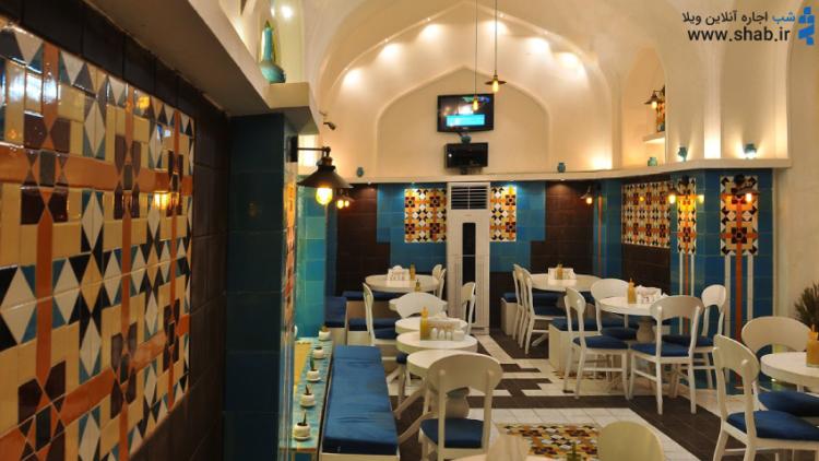 بهترین رستورانهای یزد