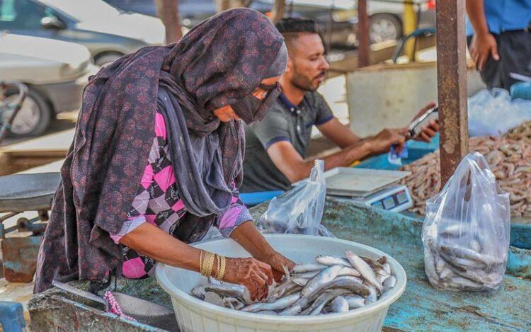 بازار سنتی بندر عباس هرمزگان