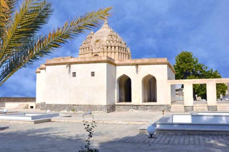 معبد هندوها از جاذبه های گردشگری بندرعباس