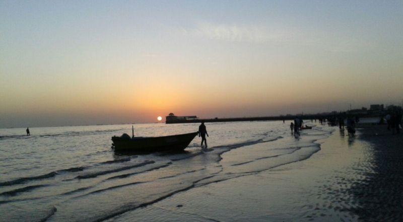 ساحل سرور بندر عباس