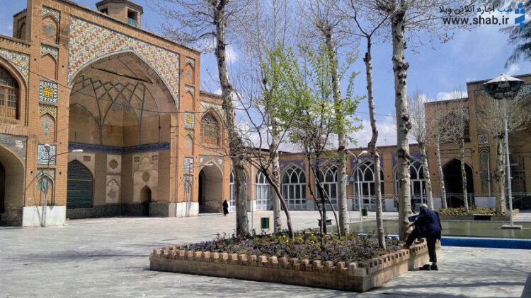 بروجرد مهد مشاهیر و پاریس کوچولوی ایران