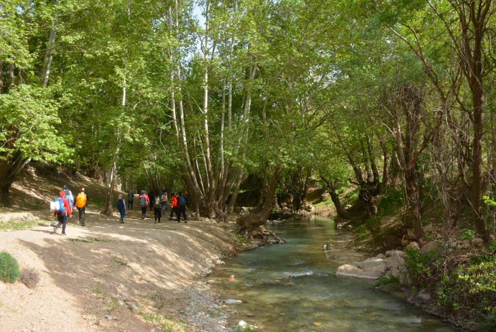 تنگ گمبیل بهشتی در استان فارس