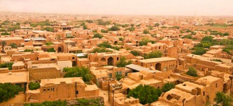 شهر تاریخی میبد یزد