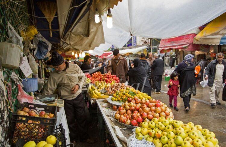 بازار سنتی نعلبندان گرگان