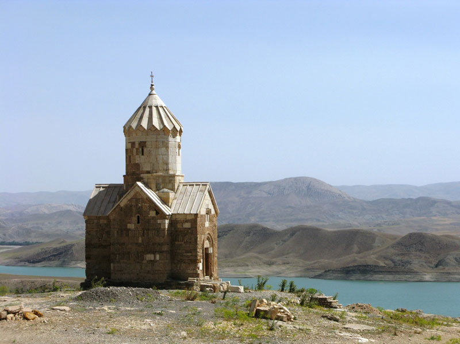 کلیسای مریم مقدس ماکو- تبریز