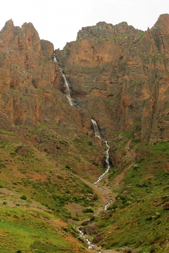 آبشارهای چالوس