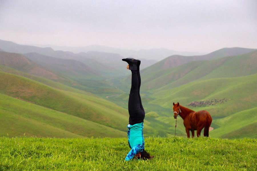 بهار بهترین فصل برای سفر به ترکمن صحرا