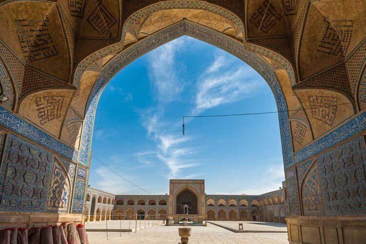 اصفهان استانی برای گردشگری