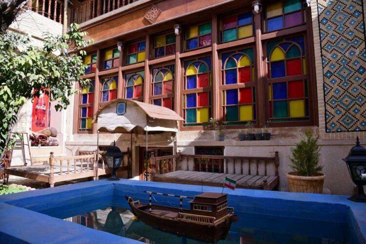 هتل سنتی فروغ شیراز