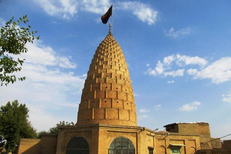 مقبره تاریخی امامزاده جعفر در بروجرد