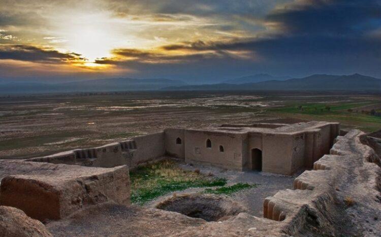 دژ معبد نوشیجان ملایر