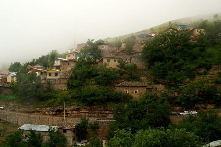 روستای تاریخی کندلوس در مازندران