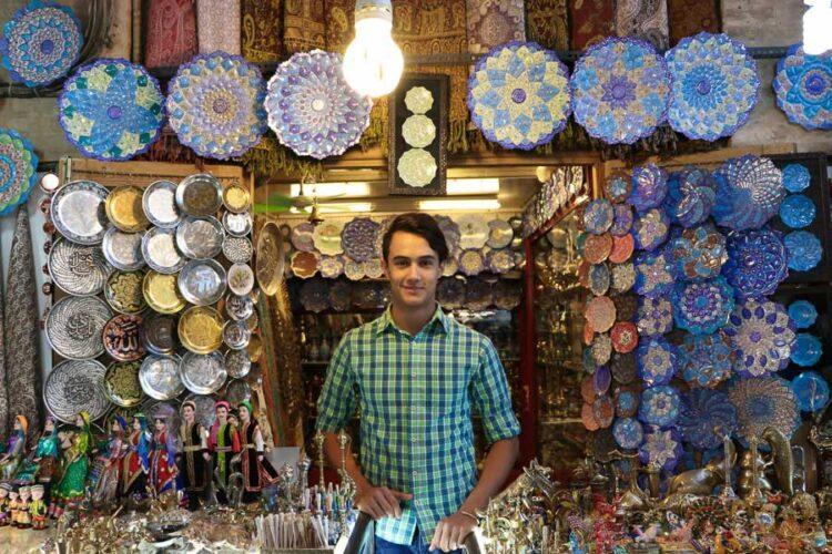 سوغاتی های اصفهان