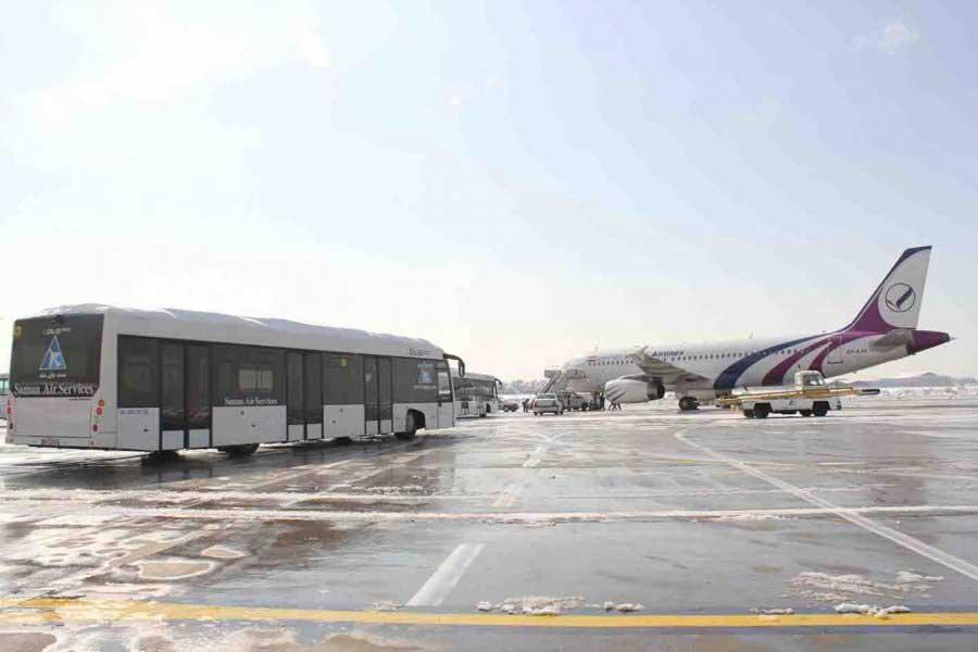 فرودگاه های بین المللی استان فارس