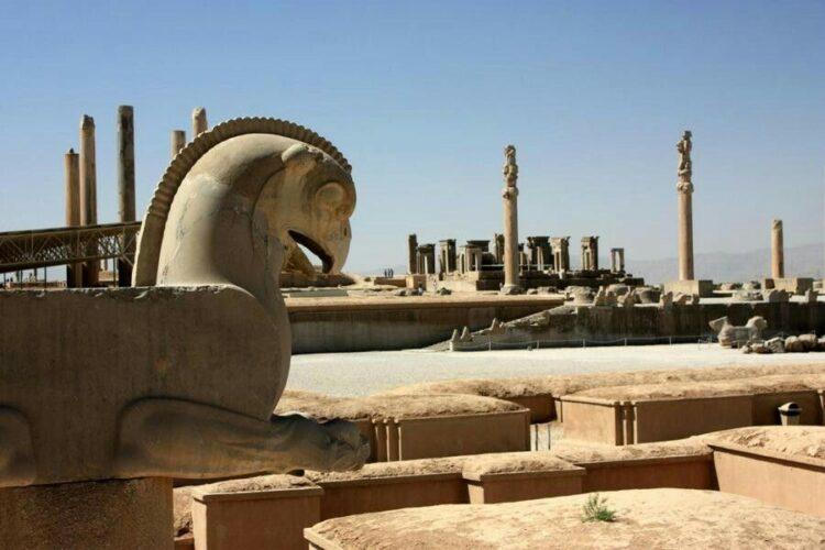 تخت جمشید تاریخ استان فارس