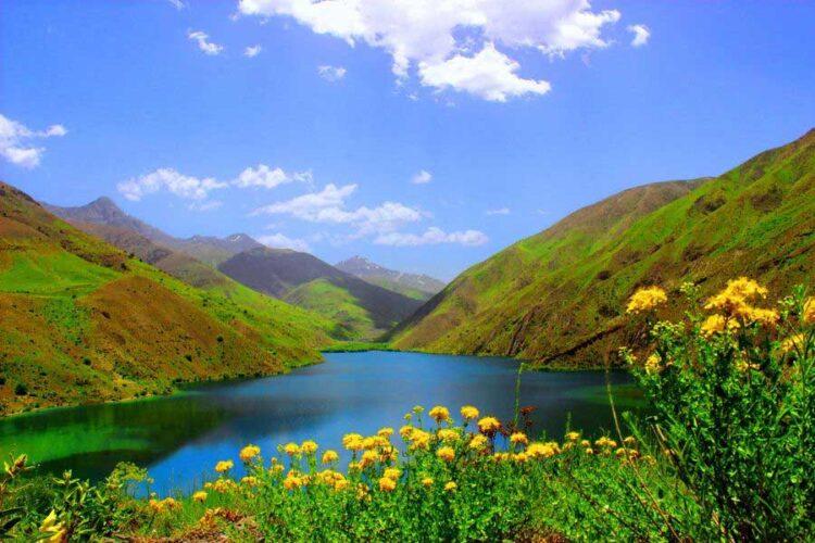 استان لرستان با آب و هوای کوهستانی دلپذیر