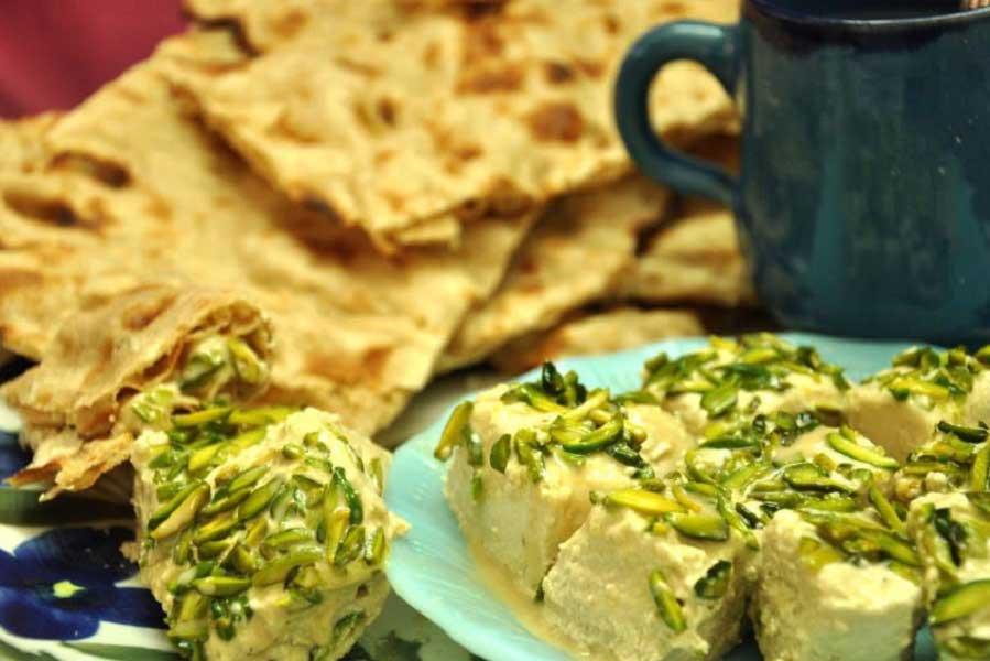 سوغات غذایی استان لرستان