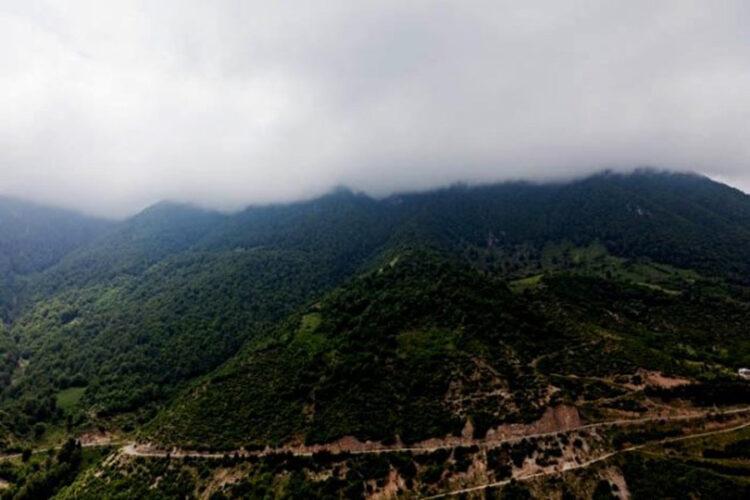 سفر به رامسر - روستای جنت رودبار