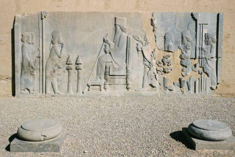تخت جمشید پایتخت امپراطوری هخامنشیان