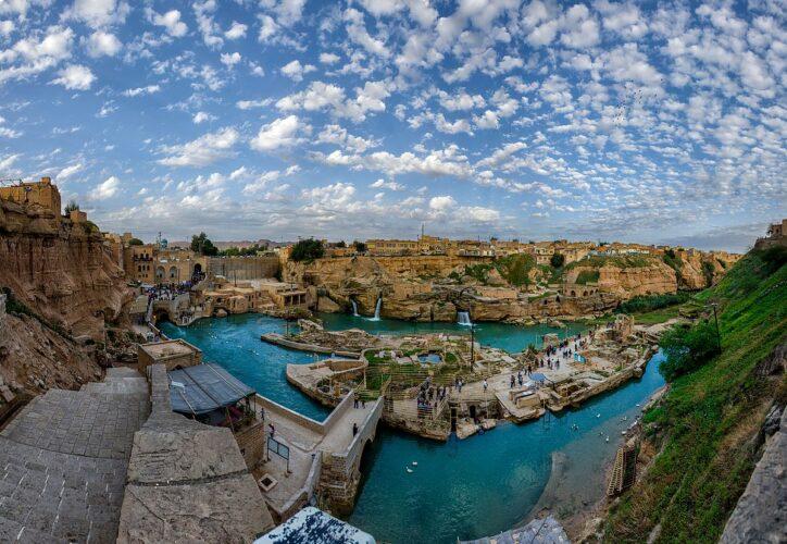 سفر به شوشتر، مرور تاریخ در شهر سازههای شگفتانگیز آبی