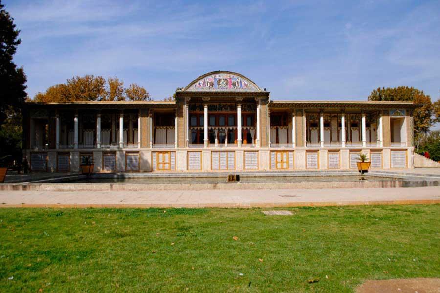 باغ گلشن یا باغ عفیف آباد مجموعه موزه در محله عفیف آباد