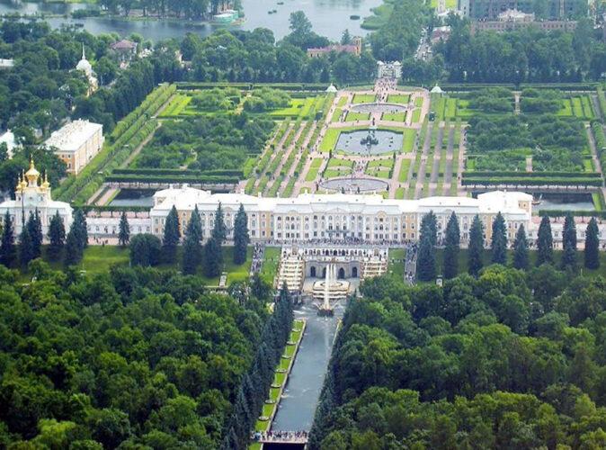 باغ ایرانی رامسر - مکان های دیدنی رامسر