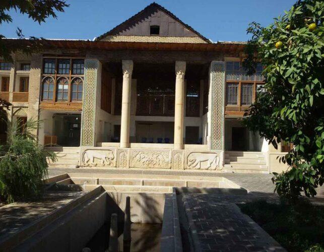 معماری سنتی شیراز - اثر زندیه