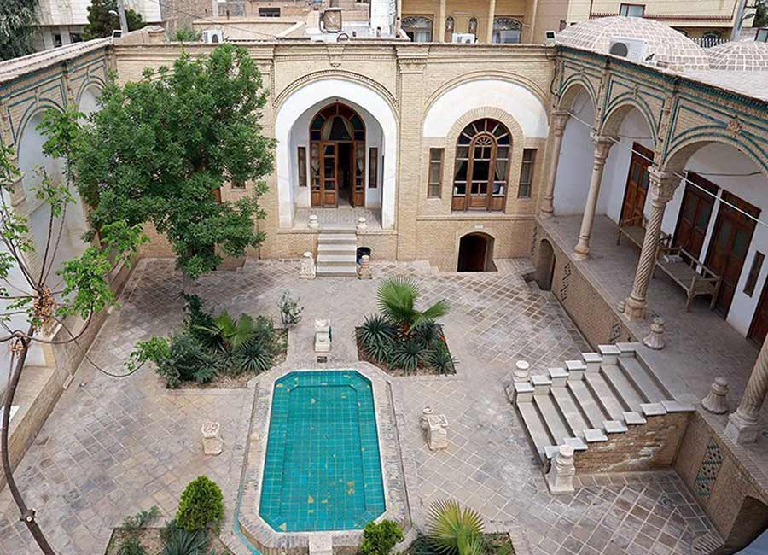 معماری سنتی شیراز - انعطاف پذیری